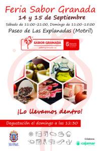 MUPIS Feria Motril 2019 - Sabor Granada