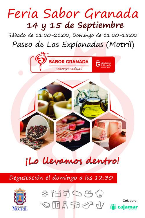 Ya se puede participar en el Mercado Sabor Granada de Motril