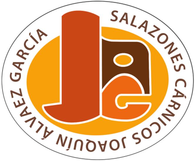 Logo Salazones Cárnicos. Joaquín Álvarez García - Sabor Granada