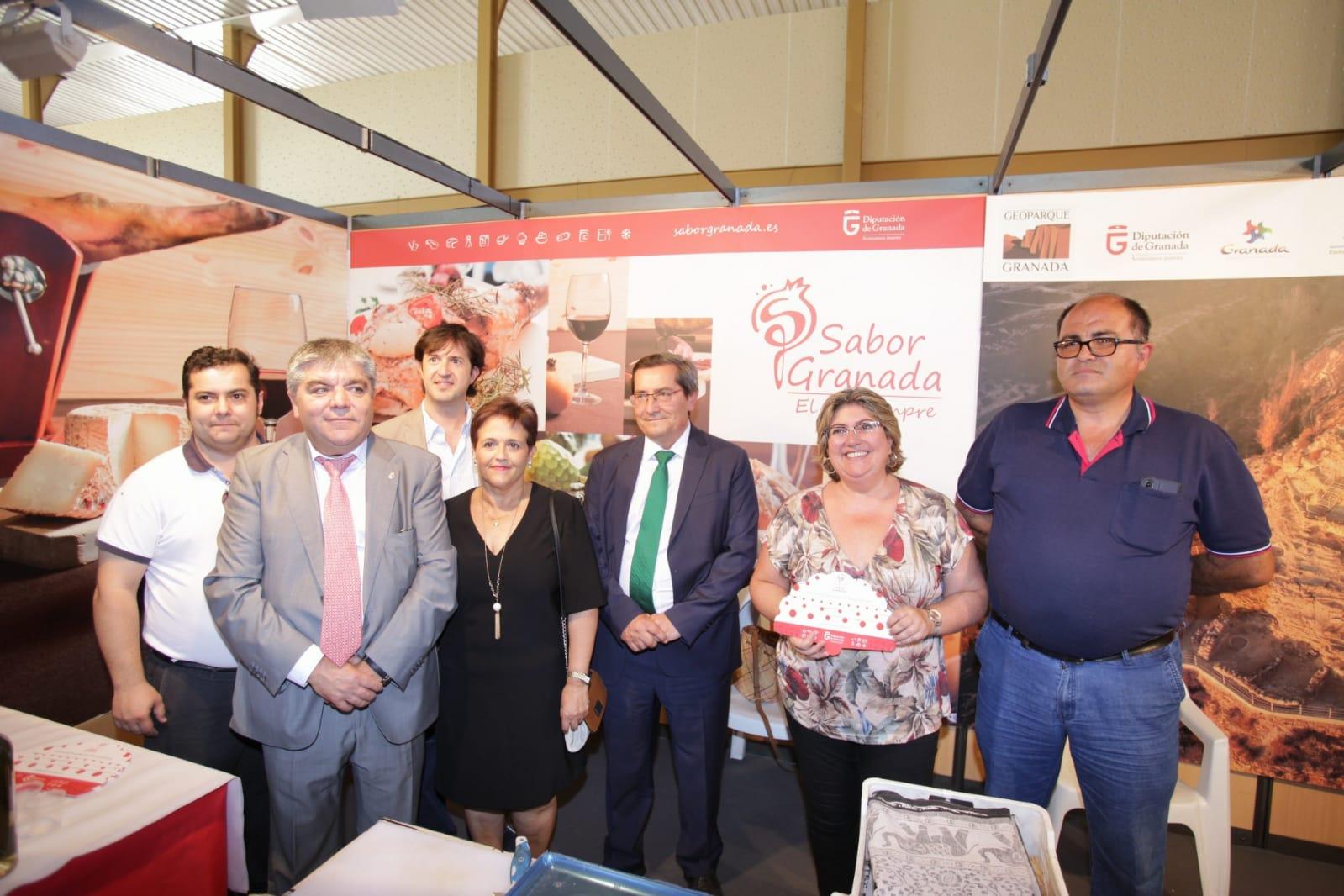 Presentación Sabor Granada en la Feria Agroganadera de Huéscar 2019 - Sabor Granada