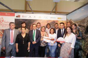 Sabor Granada presente en la Feria Agroganadera de Huéscar 2019 - Sabor Granada