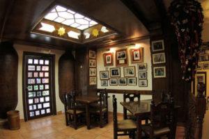 Restaurante Las Tinajas interior - Sabor Granada