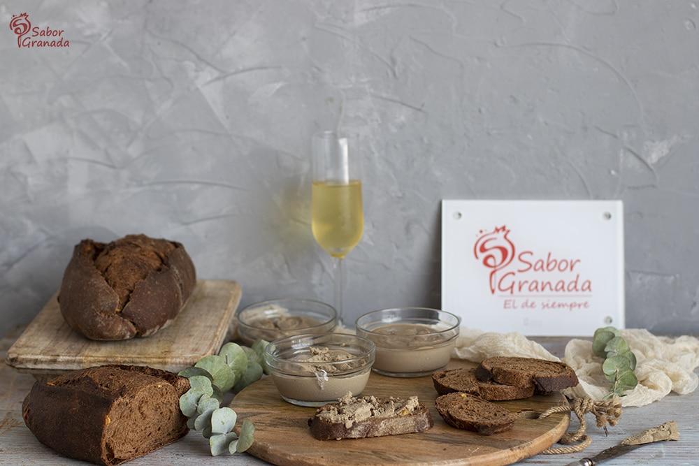 Receta de Paté de higadillos de pollo - Sabor Granada