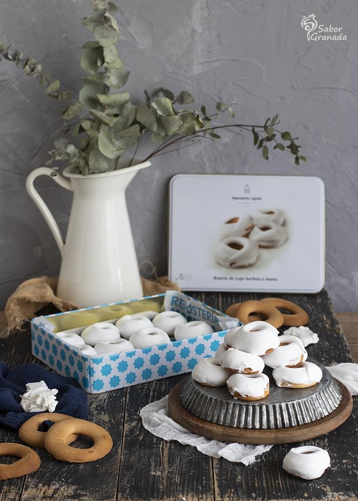 Roscos de Loja Casa Sola - Sabor Granada
