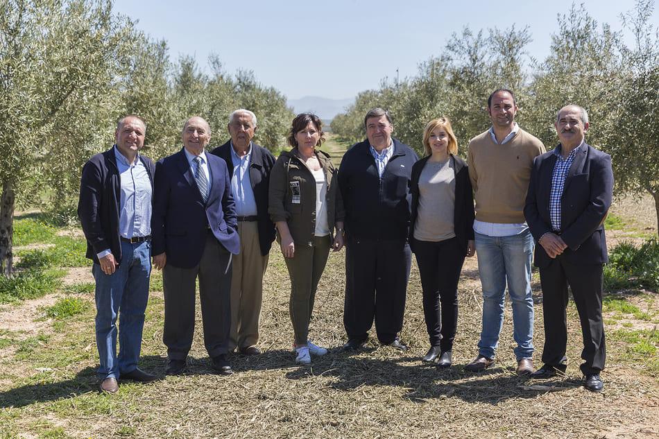 Premiados por sus aceites en 2018 en el olivar - Sabor Granada