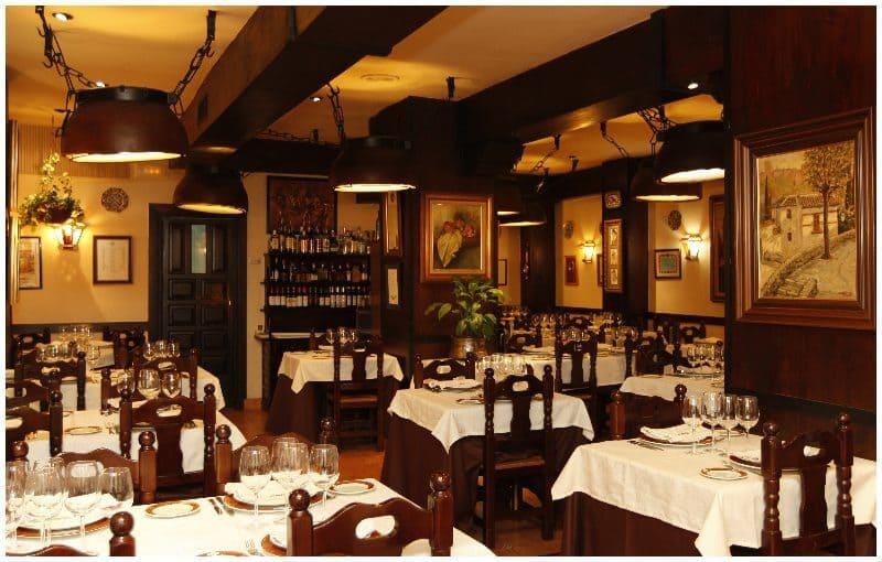 Restaurante Las Tinajas - Sabor Granada