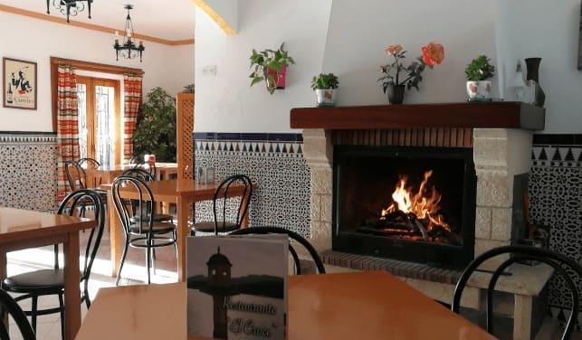 Restaurante el Cruce - Sabor Granada