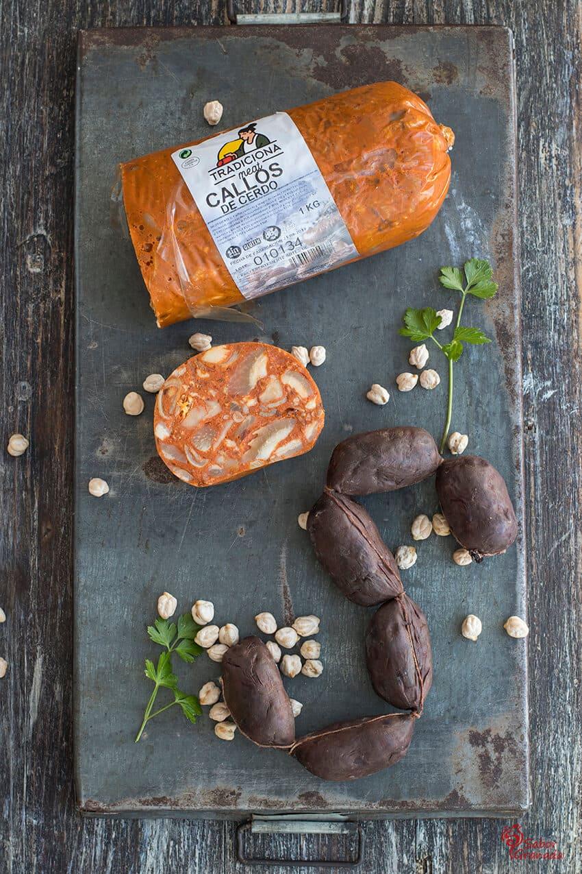Callos Tradiciona Meat - Sabor Granada