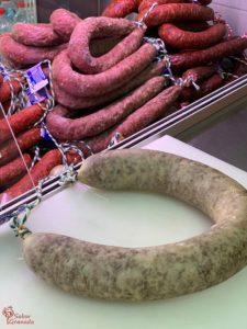 Productos varios de carnicería Loli - Sabor Granada