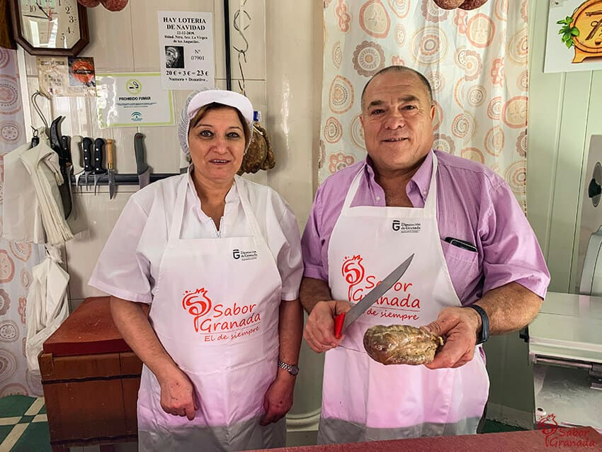Carnicería Loli - Sabor Granada