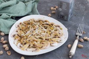 Carpaccio de champiñones - Sabor Granada