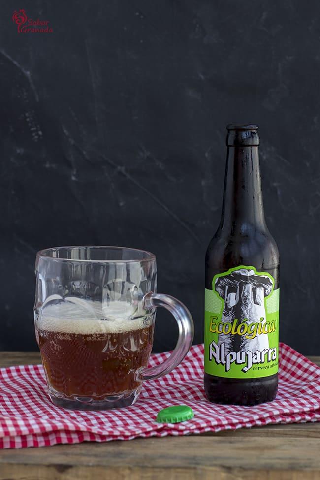 Cerveza Ecológica Alpujarra - Sabor Granada