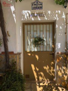 Exterior de Cortijo El Aserradero - Sabor Granada