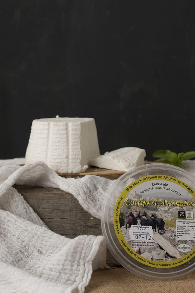 Queso de Cortijo el Aserradero - Sabor Granada