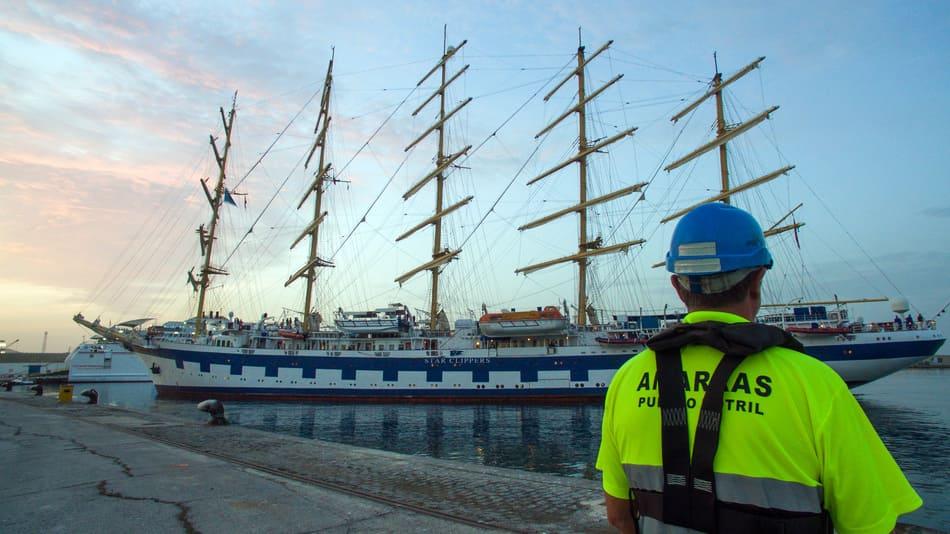 Crucero Velero Royal Clipper - Sabor Granada