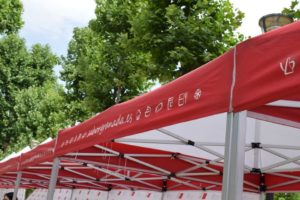 Stand de la Feria Guadix 2019 - Sabor Granada