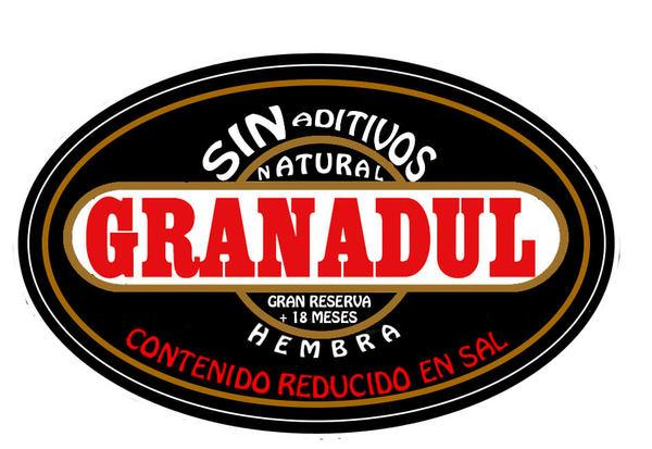 Logo Granadul - Sabor Granada