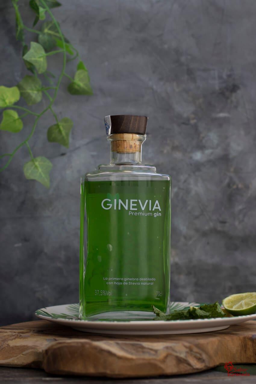 Ginevia premium Gin - Sabor Granada