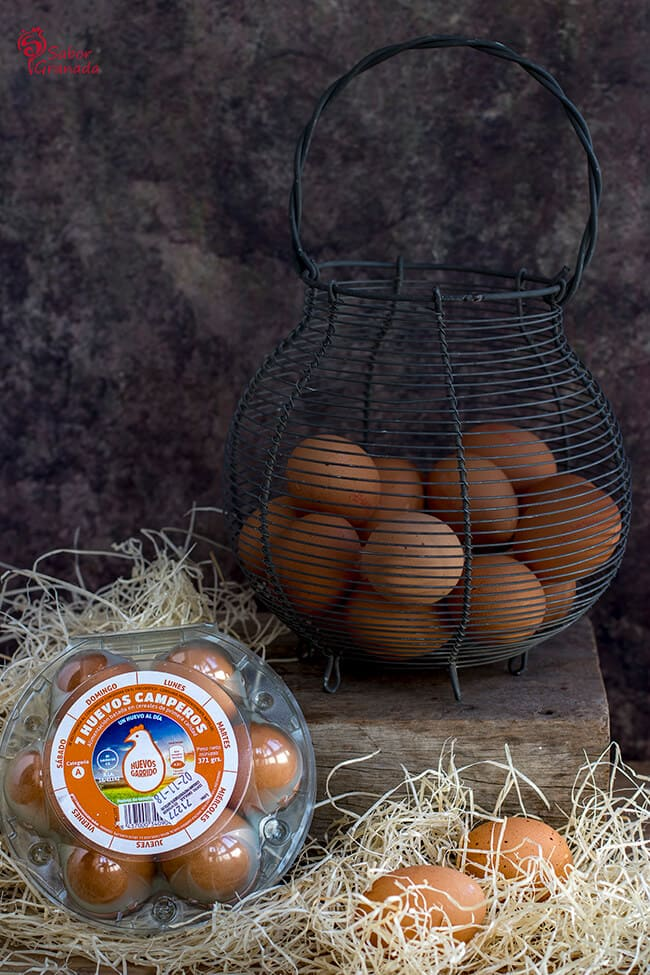 Pack de Huevos Garrido - Sabor Granada