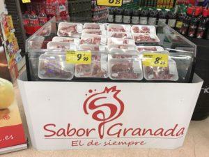 Charcutería Sabor Granada en Carrefour - Sabor Granada