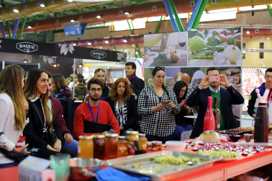Feria de Hostelería de Málaga - Sabor Granada