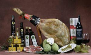Productos Sabor Granada en la campaña de Navidad