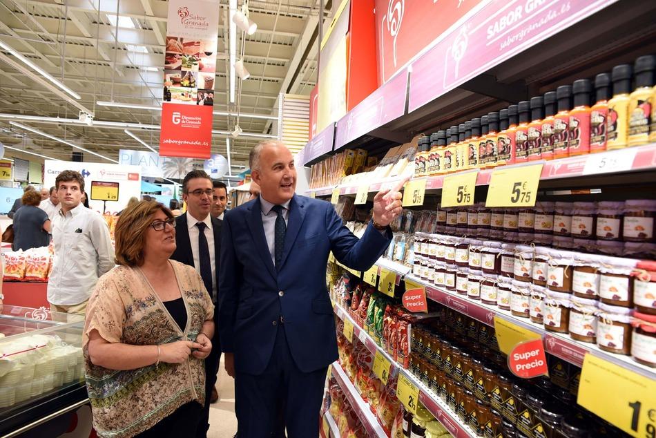 Sabor Granada vuelve a los centros comerciales Carrefour de Granada