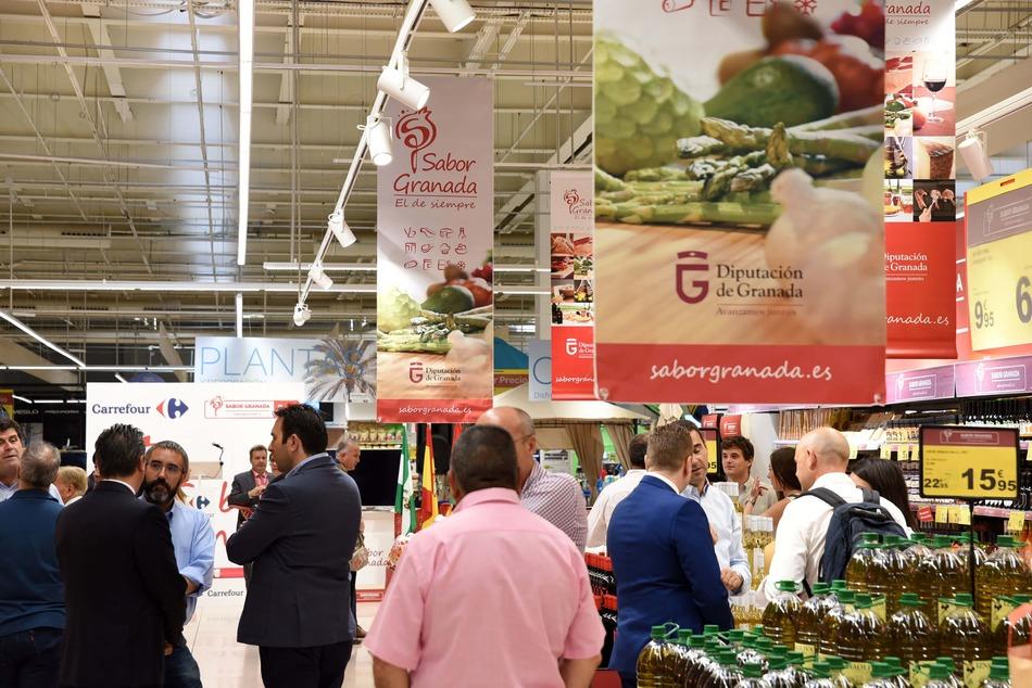 Productos de Sabor Granada en Carrefour