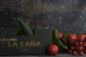 Tomates de Grupo La Caña para hacer Gazpacho - Sabor Granada