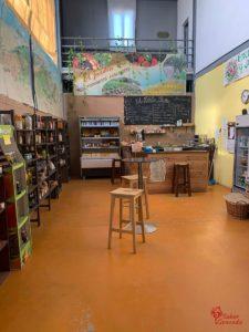 Cafetería-tienda en Las Torcas - Sabor Granada