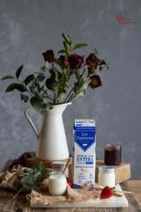 Leche Los Pastoreros para elaborar yogur casero - Sabor Granada