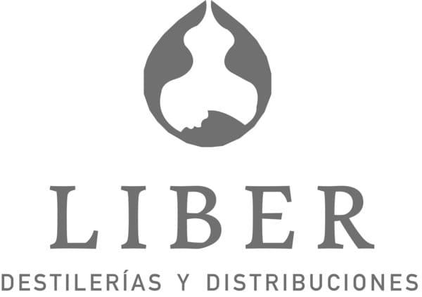 Logo destilerías Liber - Sabor Granada