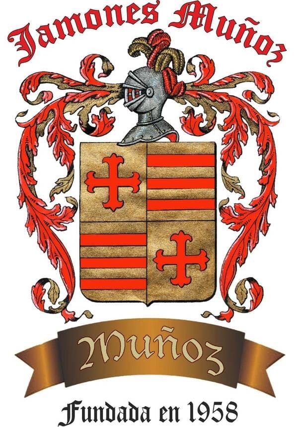 Logo Jamones Muñoz - Sabor Granada