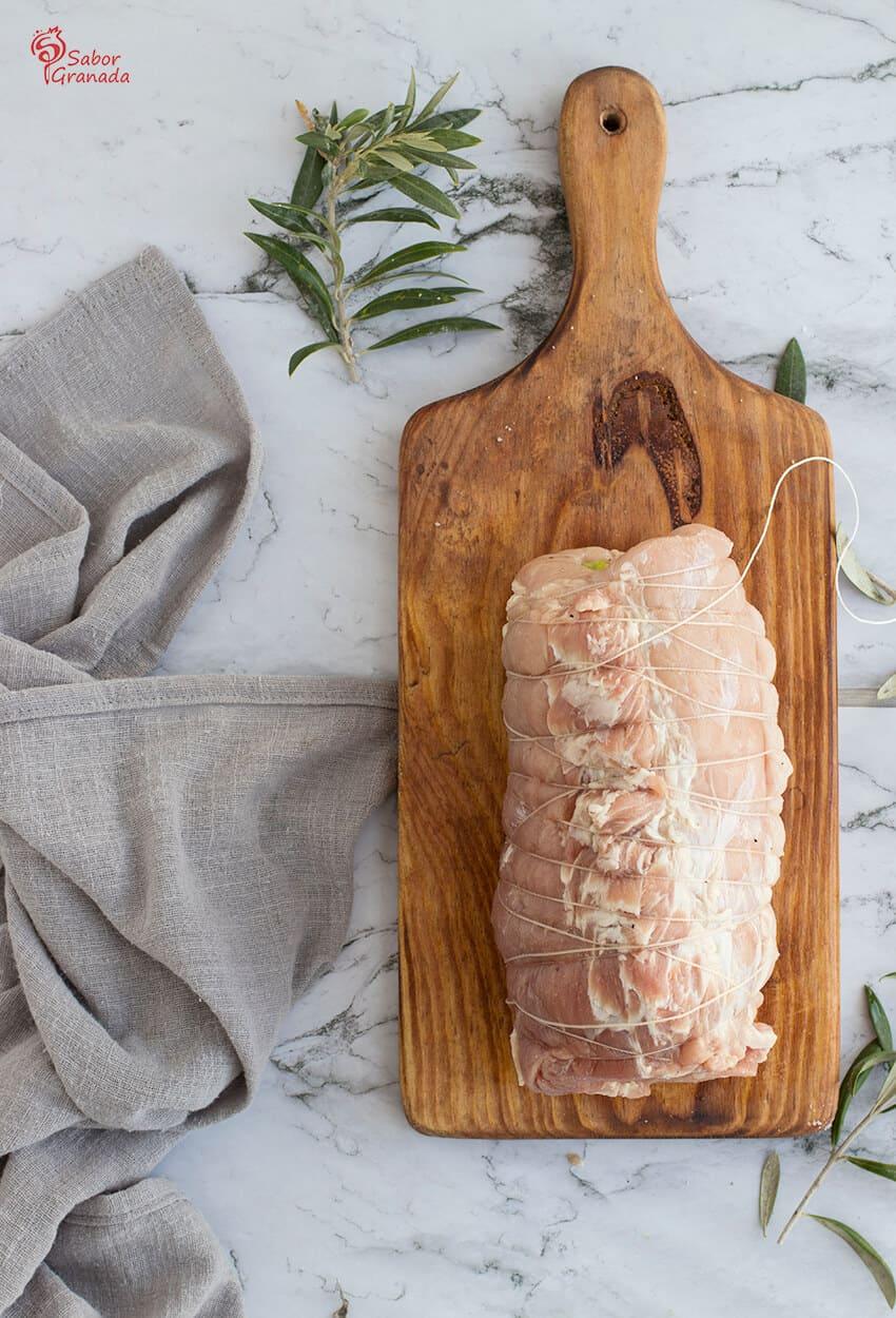 Lomo para elaboración de plato - Sabor Granada