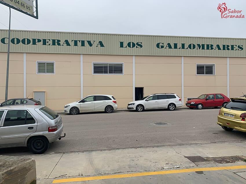 Cooperativa Los gallombares - Sabor Granada