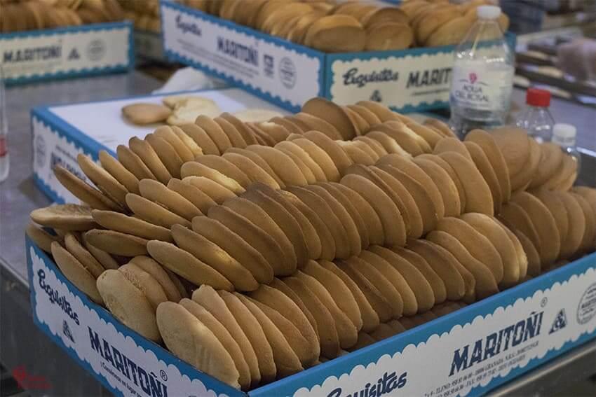 Tortas Maritoñi - Sabor Granada