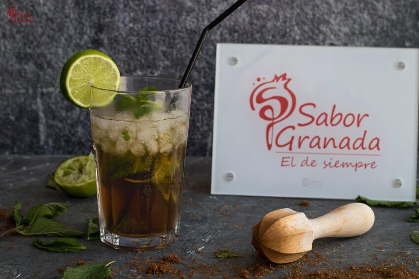 Cómo hacer mojito - Sabor Granada