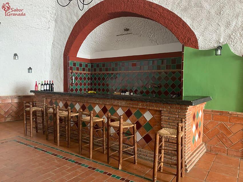 Interior de Pago de Almaraes - Sabor Granada