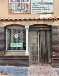 Panadería Gerardo - Sabor Granada
