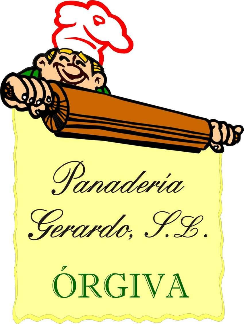 Logo Panadería Gerardo - Sabor Granada