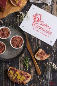Paté de cecina de Graná - Sabor Granada