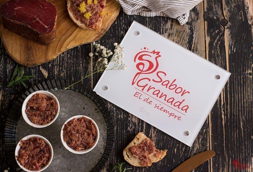 Receta de Paté de cecina de Graná - Sabor Granada