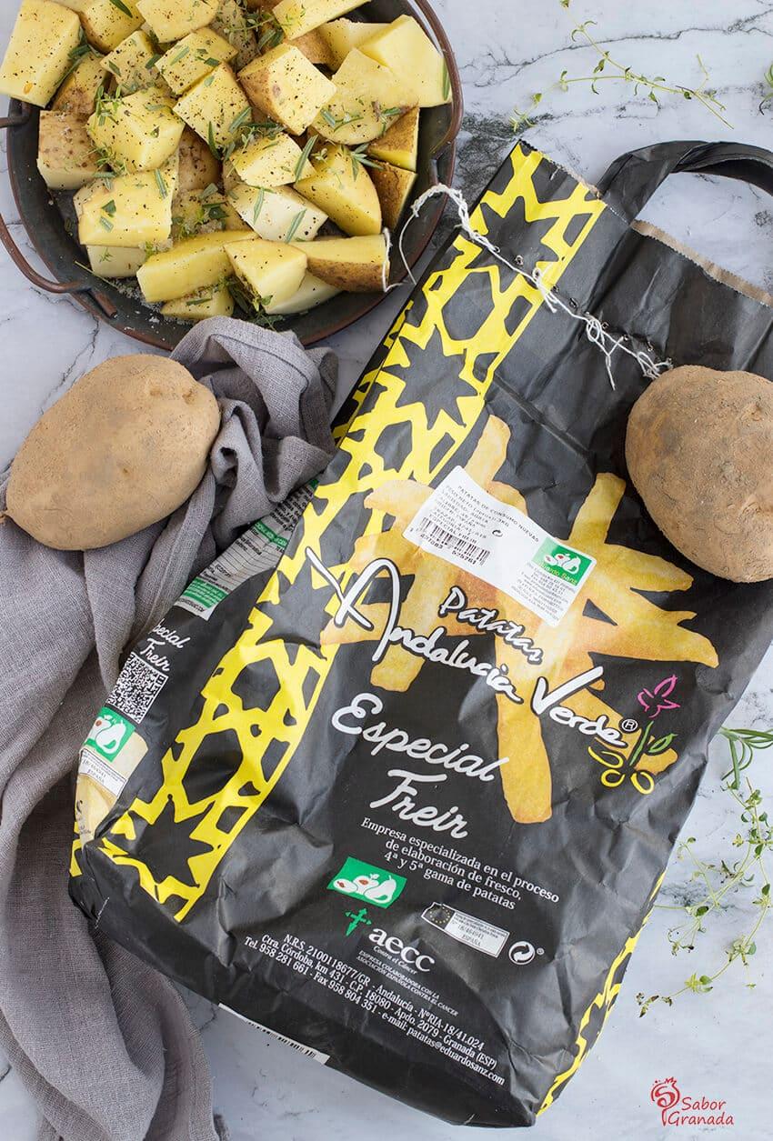 Patatas Eduardo Sanz
