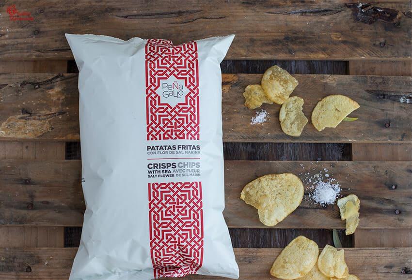 Patatas Peñagallo - Sabor Granada