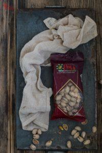 Pistachos Eyma para elaboración de recetas artesanas - Sabor Granada