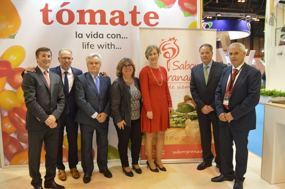 Presentación Sabor Granada en Fruit Attraction