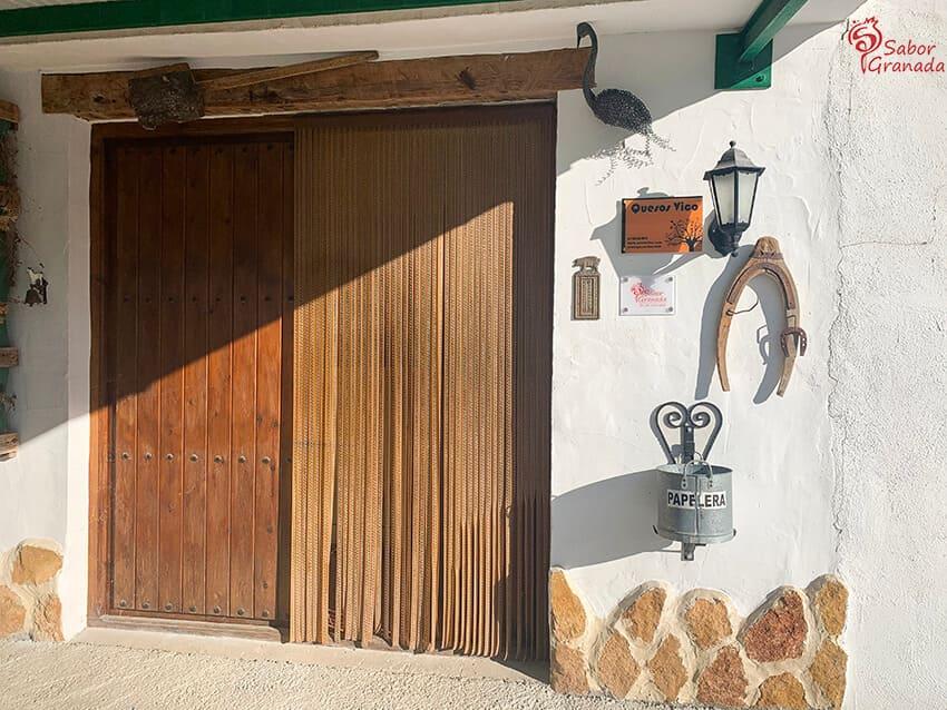 Quesería Vico - Sabor Granada