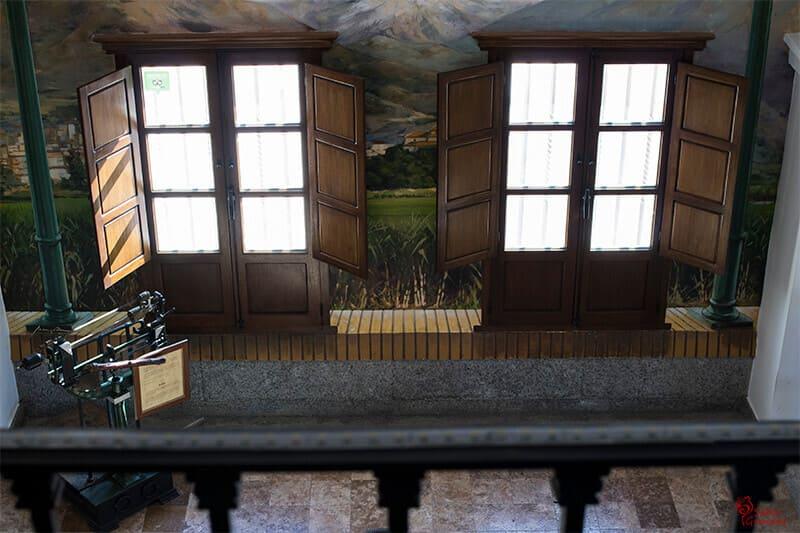 Interior de Ron Montero - Sabor Granada