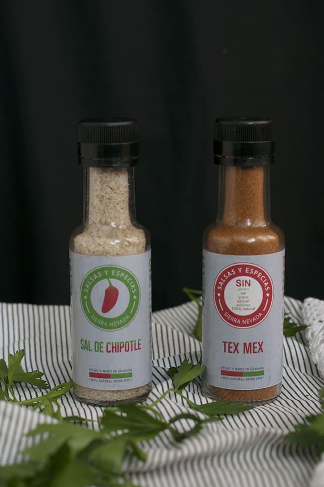 Salsas picantes Sierra Nevada - Sabor Granada