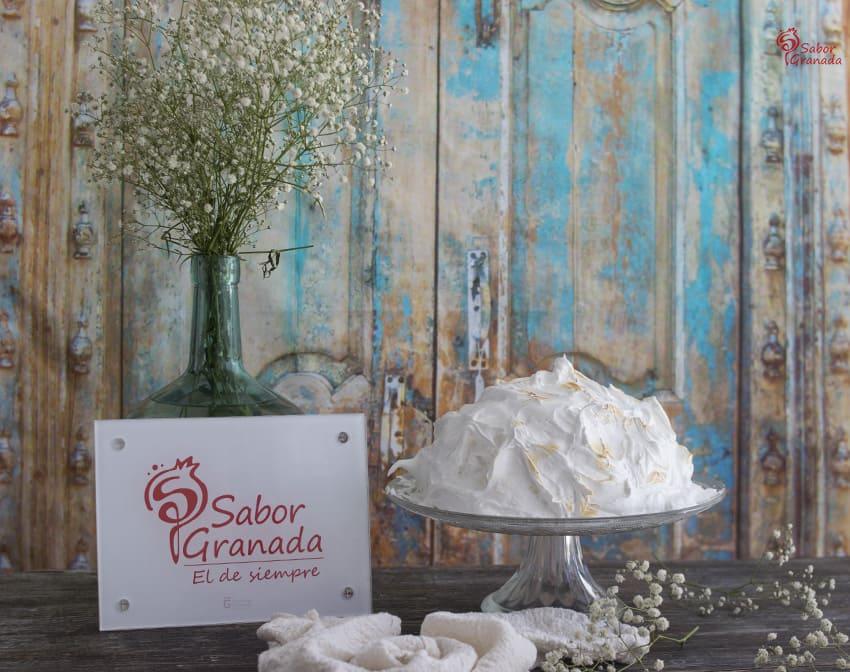 Receta de Tarta Alaska - Sabor Granada